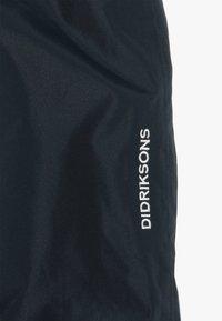 Didriksons - VIN KIDS PANTS - Broek - navy - 4