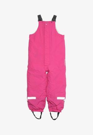 TARFALA KIDS PANTS - Zimní kalhoty - plastic pink