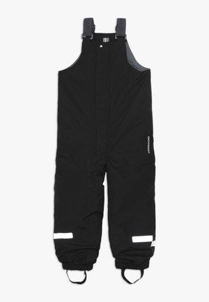 TARFALA KIDS PANTS - Zimní kalhoty - black