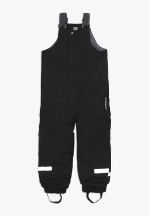 TARFALA KIDS PANTS - Snow pants - black