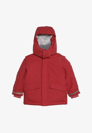 OSTRONET KIDS JACKET - Vodotěsná bunda - rasberry red