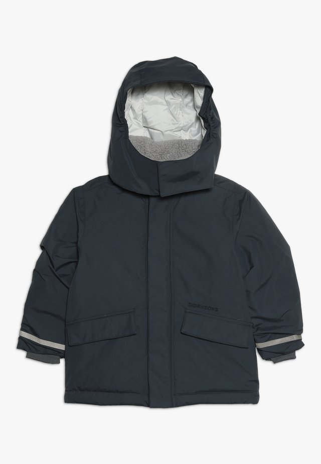 OSTRONET KIDS JACKET - Veste imperméable - navy dust