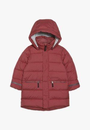GÄDDAN KIDS PUFF JACKET - Zimní kabát - rasberry red