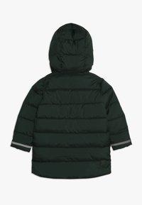 Didriksons - GÄDDAN KIDS PUFF JACKET - Zimní kabát - spruce green - 1
