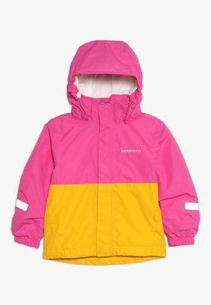 BRI KIDS JACKET - Impermeabile - plastic pink