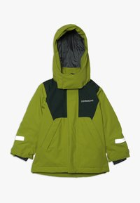 Didriksons - CASPIAN KIDS JACKET - Down jacket - lime - 0