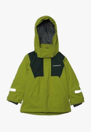 CASPIAN KIDS JACKET - Down jacket - lime