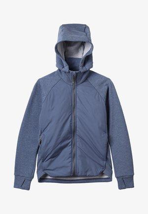 ROM BOY'S SWEATER - Training jacket - blue shadow