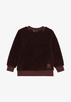SIKEN KIDS CREWNECK - Fleece trui - old rust