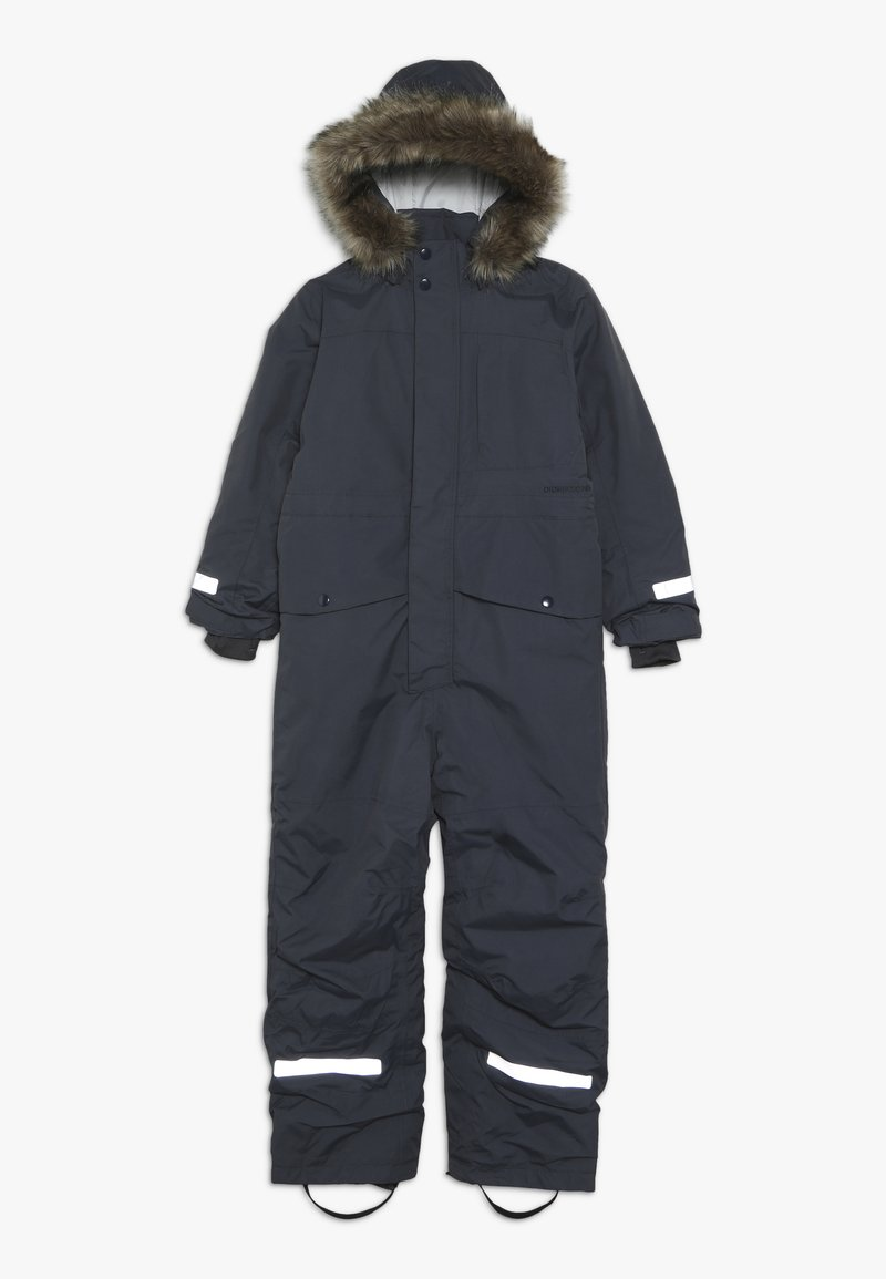 Didriksons - BJÖRNEN KIDS COVERALL - Overall - navy dust