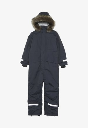 BJÖRNEN KIDS COVERALL - Kombinezon zimowy - navy dust