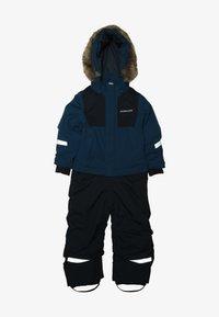 Didriksons - TIRIAN KID'S COVERALL - Schneehose - hurricance blue - 8