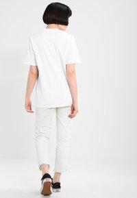 Dickies - HORSESHOE TEE - T-shirts print - white - 2
