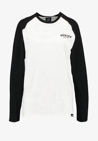 Dickies - BASEBALL - Maglietta a manica lunga - black - 3