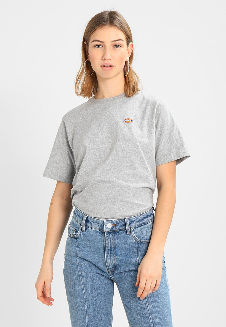 Dickies - STOCKDALE - Camiseta básica - grey melange