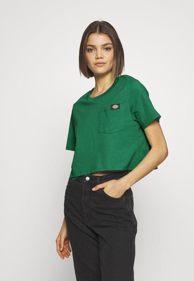 ELLENWOOD - T-Shirt basic - emerald
