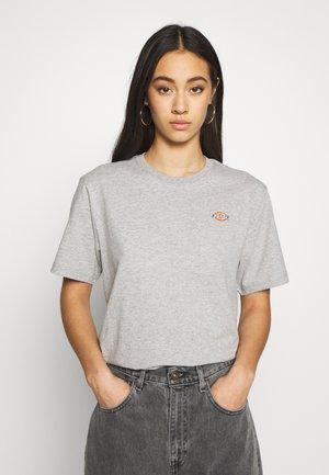 STOCKDALE - Camiseta básica - grey melange