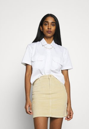 GROVE - Button-down blouse - white