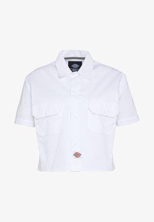 GROVE - Button-down blouse - white