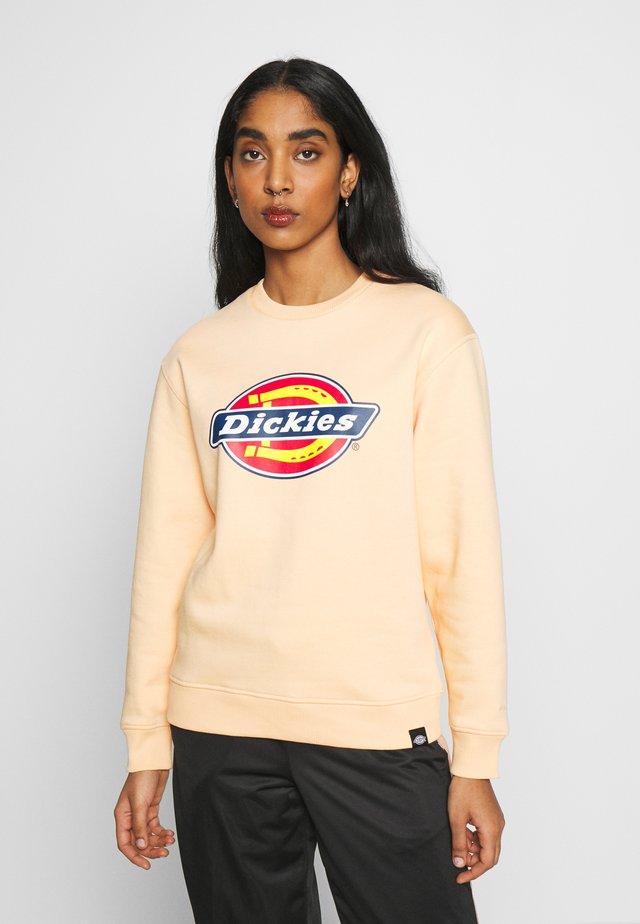 PITTSBURGH - Sweatshirt - peach brulee