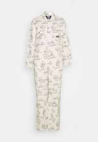 SIBLEY COVERALL - Overal - ecru