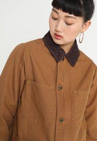 Dickies - NORWOOD - Summer jacket - pecan - 4