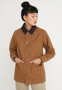 Dickies - NORWOOD - Summer jacket - pecan - 0