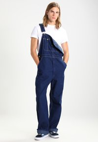 Dickies - BIB OVERALL - Overall /Buksedragter - rinsed indigo/blue - 1
