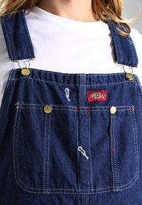 Dickies - BIB OVERALL - Overall /Buksedragter - rinsed indigo/blue - 3
