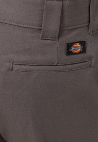Dickies - SLIM SKINNY WORK PANT - Chino - gravel gray - 6