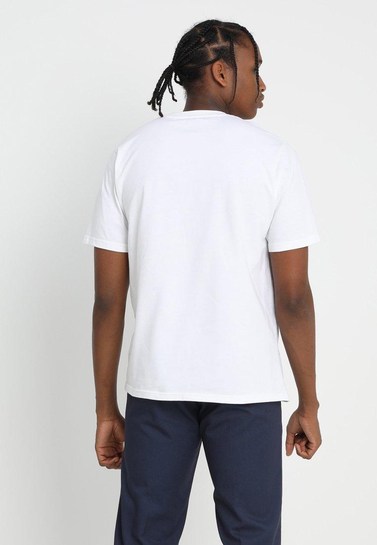TEET print HORSESHOE white Dickies Shirt 3jqAR45L