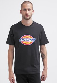 Dickies - HORSESHOE TEE - T-shirt print - black - 0