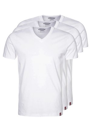 3 PACK - T-shirt basic - white