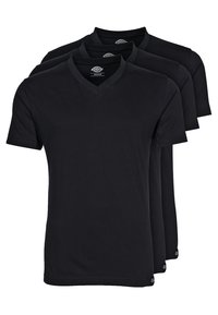 Dickies - 3 PACK - T-shirt basic - black - 0
