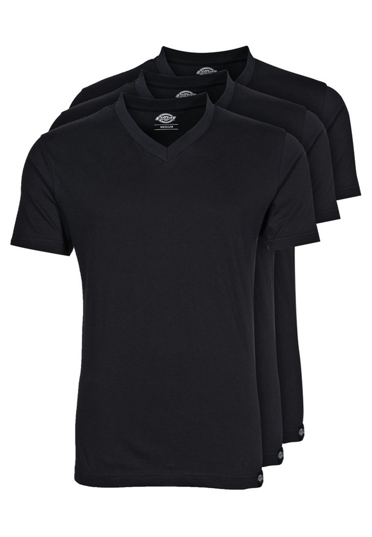 Dickies - 3 PACK - T-shirt basic - black
