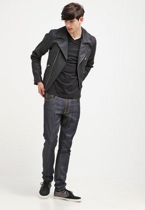 3 PACK - T-shirts basic - black