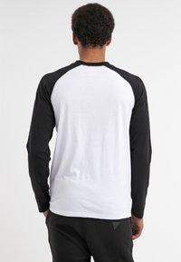 Dickies - BASEBALL - Long sleeved top - black - 2