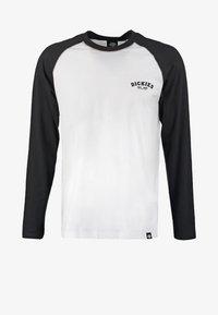 Dickies - BASEBALL - Long sleeved top - black - 5