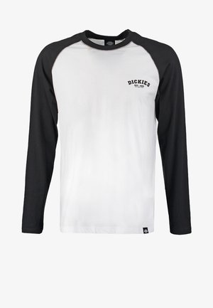 BASEBALL - Longsleeve - black