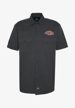 CLINTONDALE - Shirt - charcoal grey
