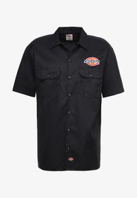 Dickies - CLINTONDALE - Overhemd - black - 3