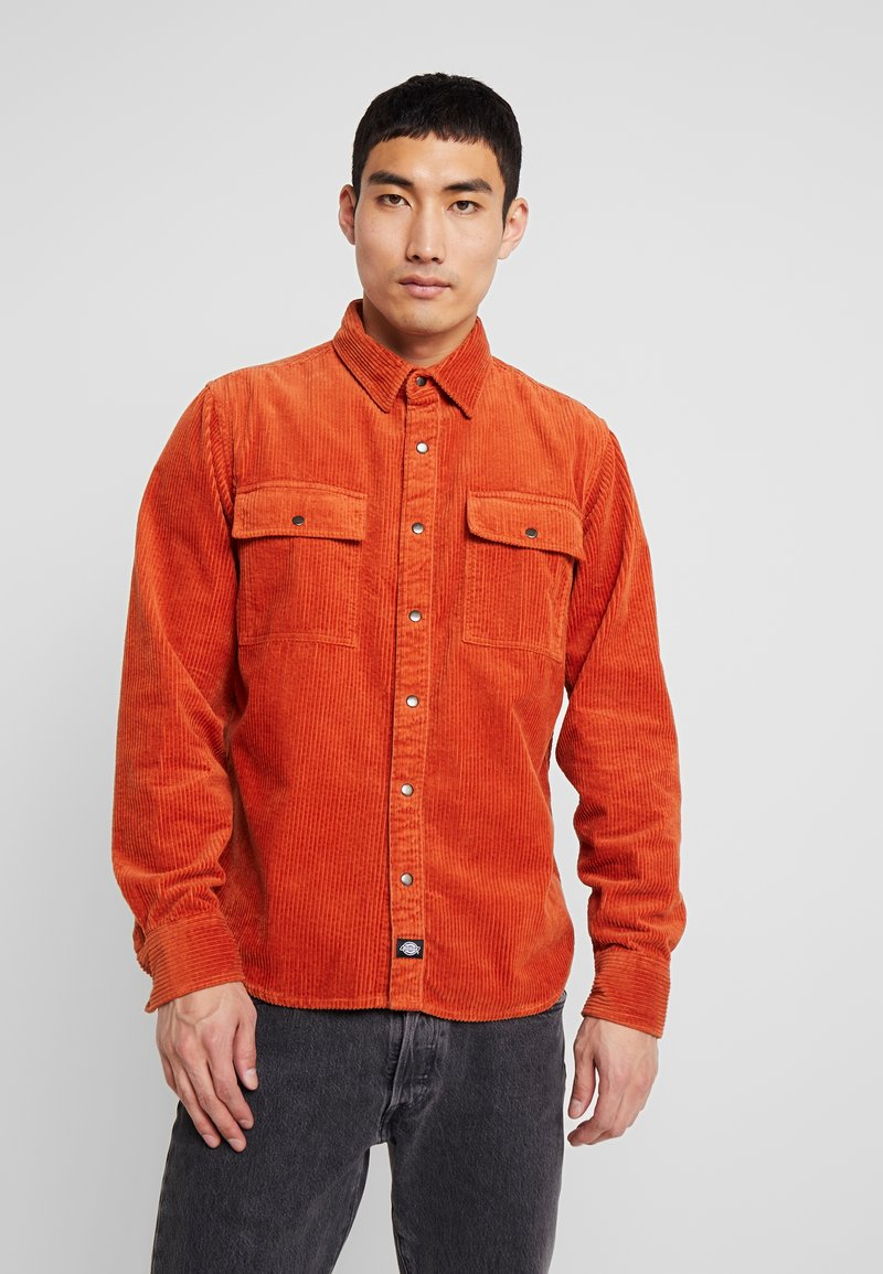 Dickies - IVEL - Overhemd - rust