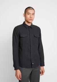 Dickies - DELPHIA - Camisa - dark grey melange - 0