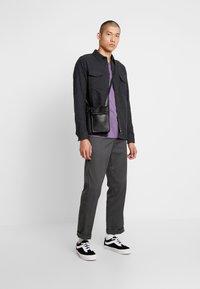 Dickies - DELPHIA - Camisa - dark grey melange - 1