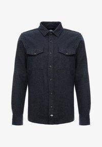 Dickies - DELPHIA - Camisa - dark grey melange - 5