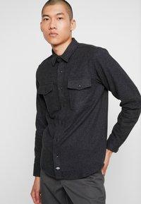 Dickies - DELPHIA - Camisa - dark grey melange - 3