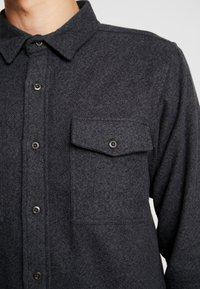 Dickies - DELPHIA - Camisa - dark grey melange - 6