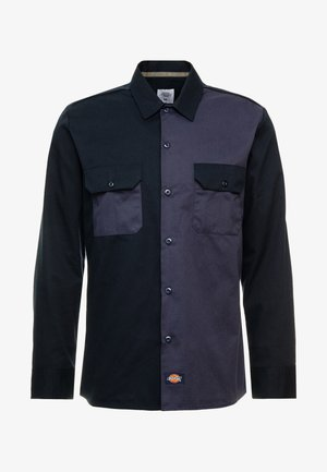 HARDINSBURG - Camicia - navy blue