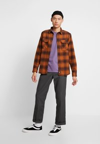 Dickies - WANETA SHIRT - Košile - brown duck - 1