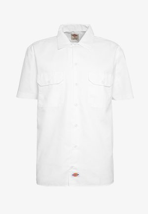 SHORT SLEEVE WORK - Košile - white